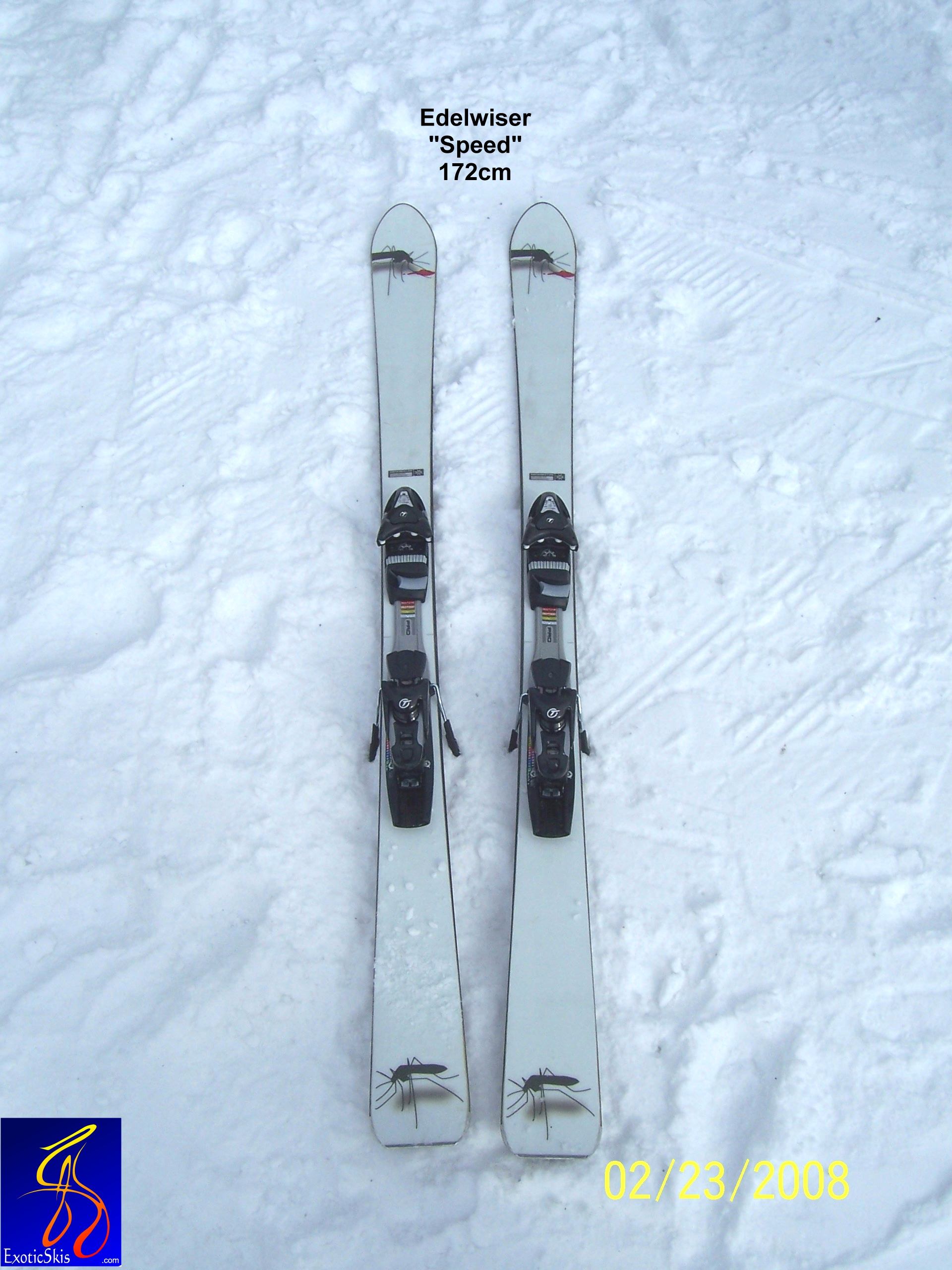 Edelwiser speed review from usa englisch carving ski