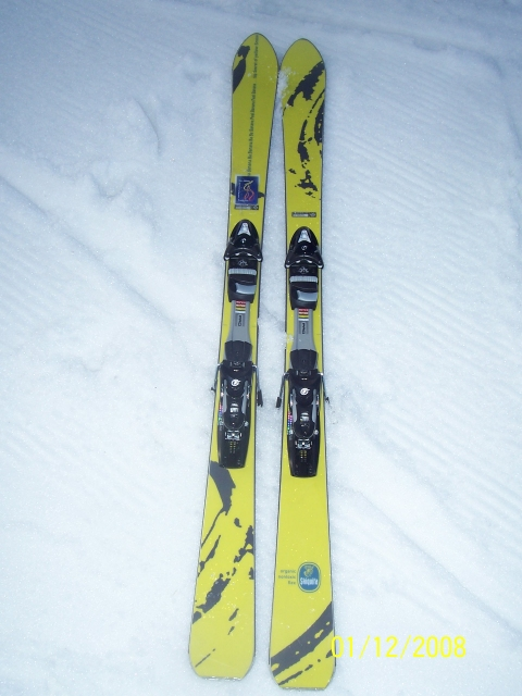 Edelwiser swing review from usa carving ski