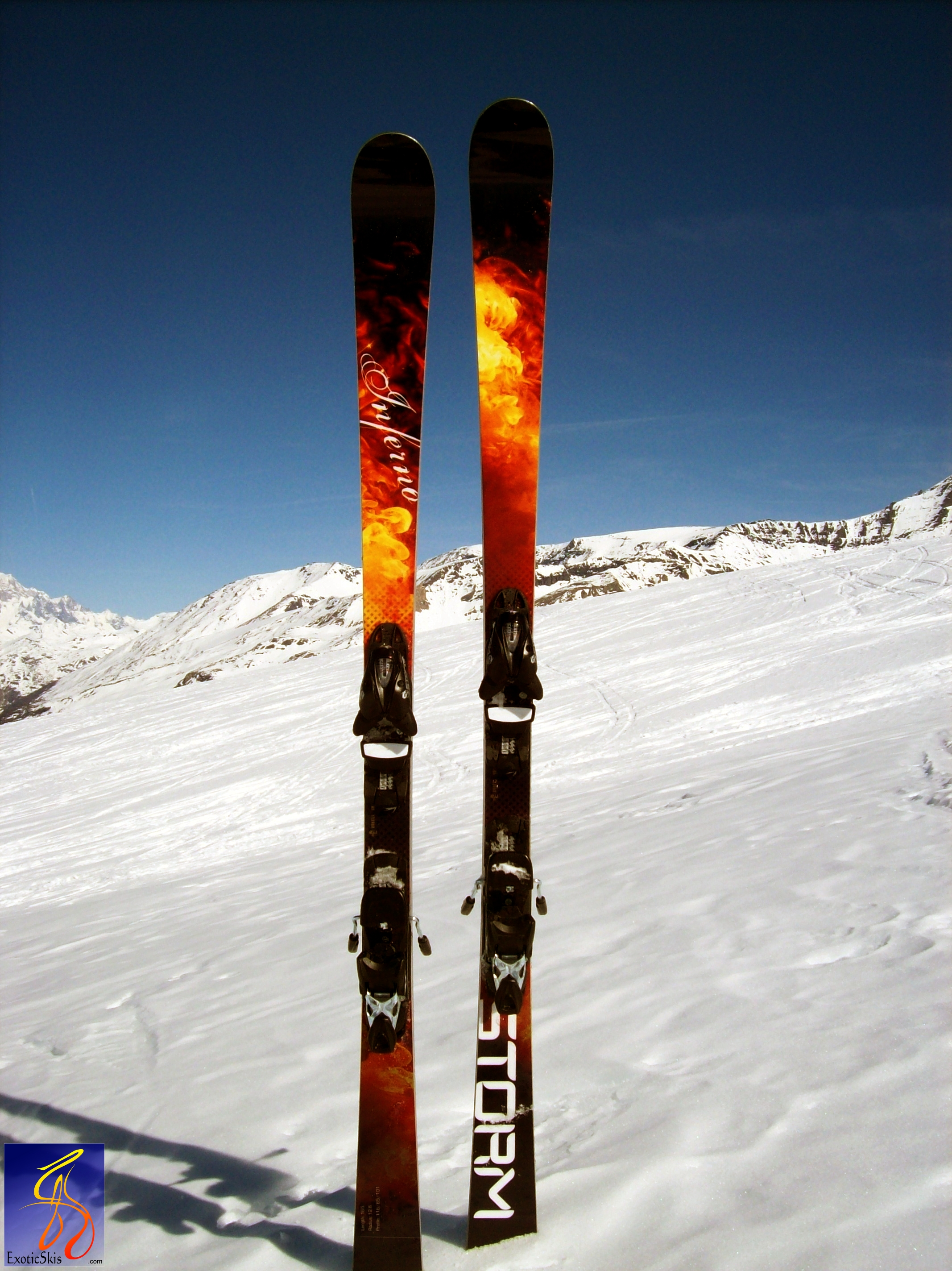 Storm skis review inferno lab carver