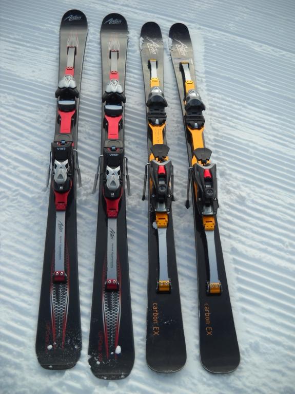 Karving skije