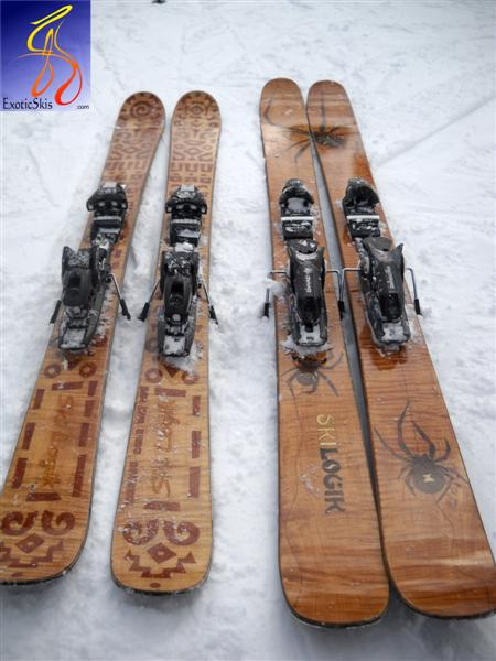 Ski review: The Howitzer | SKI LOGIK