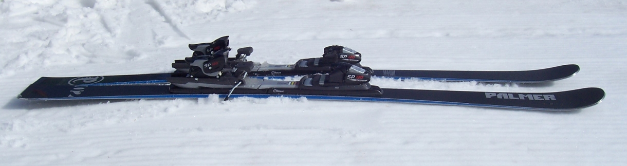 Palmer p carving skis review